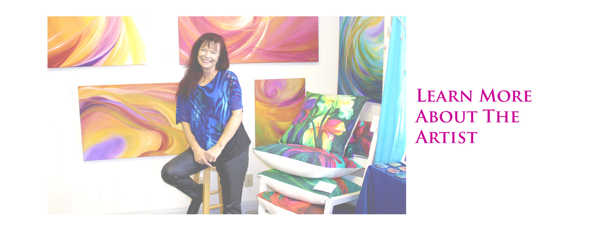 Christine Peterkin Bio / About